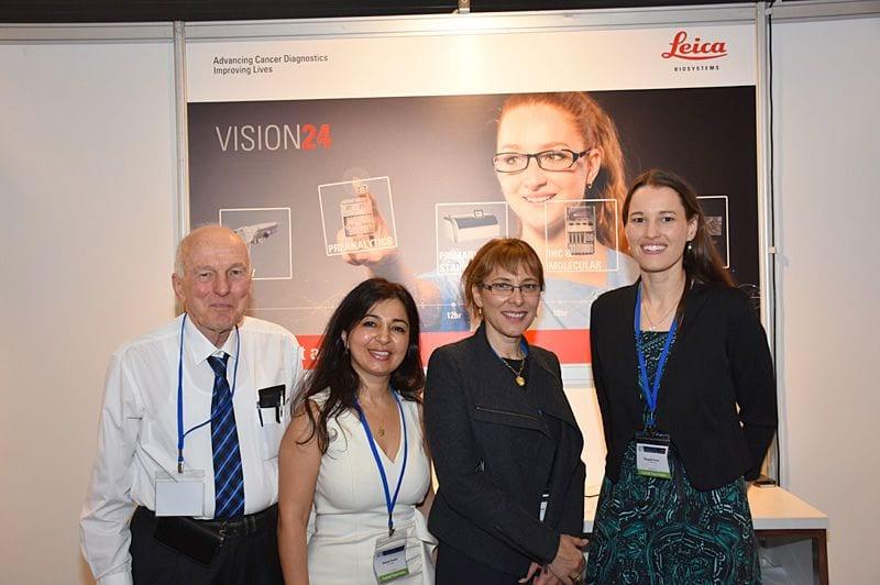 Robin Cooke, Gelareh Farshid, Jane Dahlstrom, Elizabeth Paver