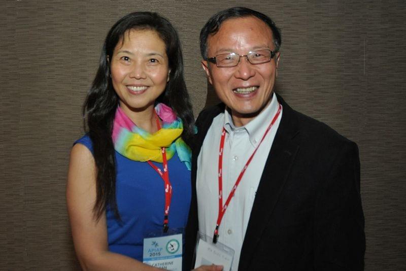 Catherine Pan and Jing Zhang (Beijing, China)