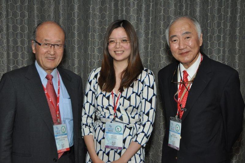 Robert Osamura, Trishe Leong, Osamu Matsubara