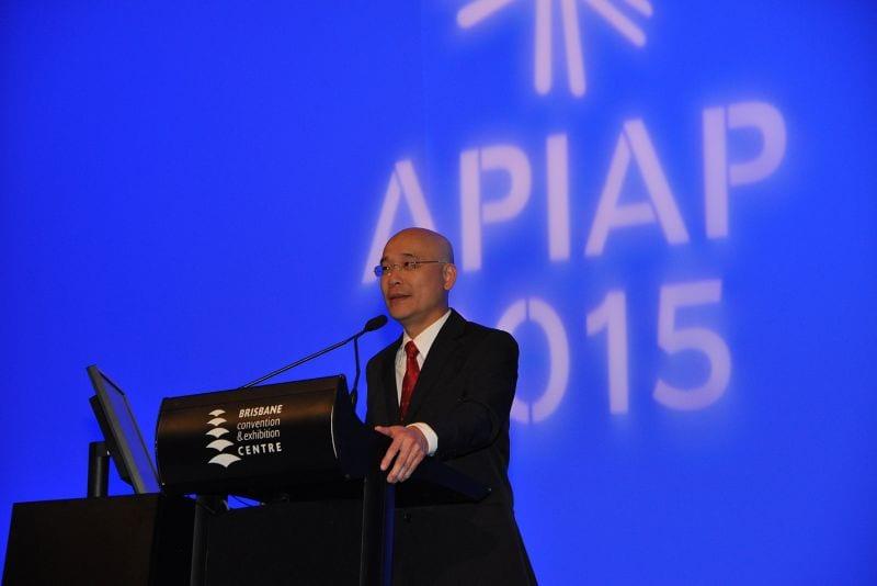 Soon Lee (President IAP Aust Div)