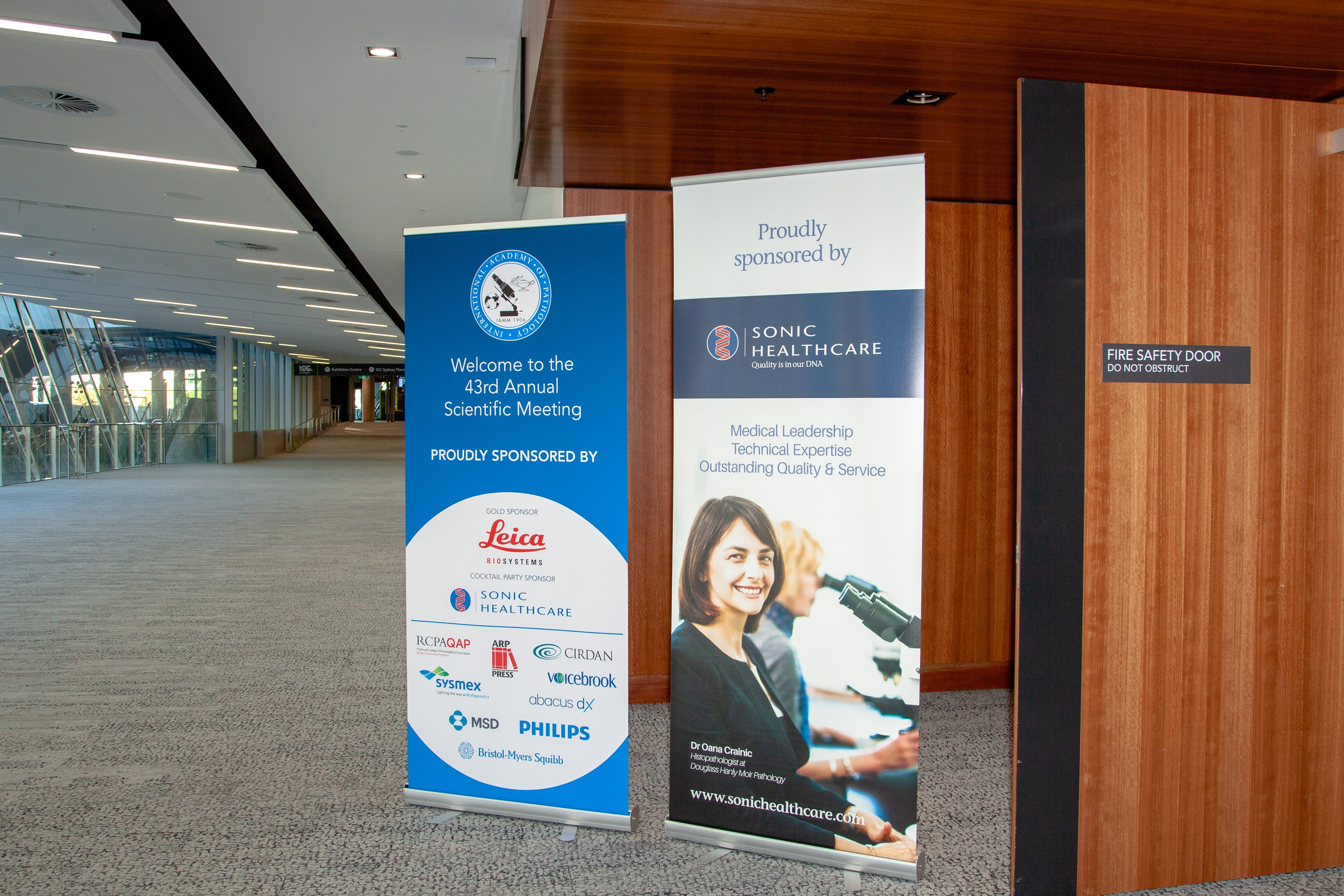 43rd Annual Scientific Meeting of the Australasian Division of the IAP
