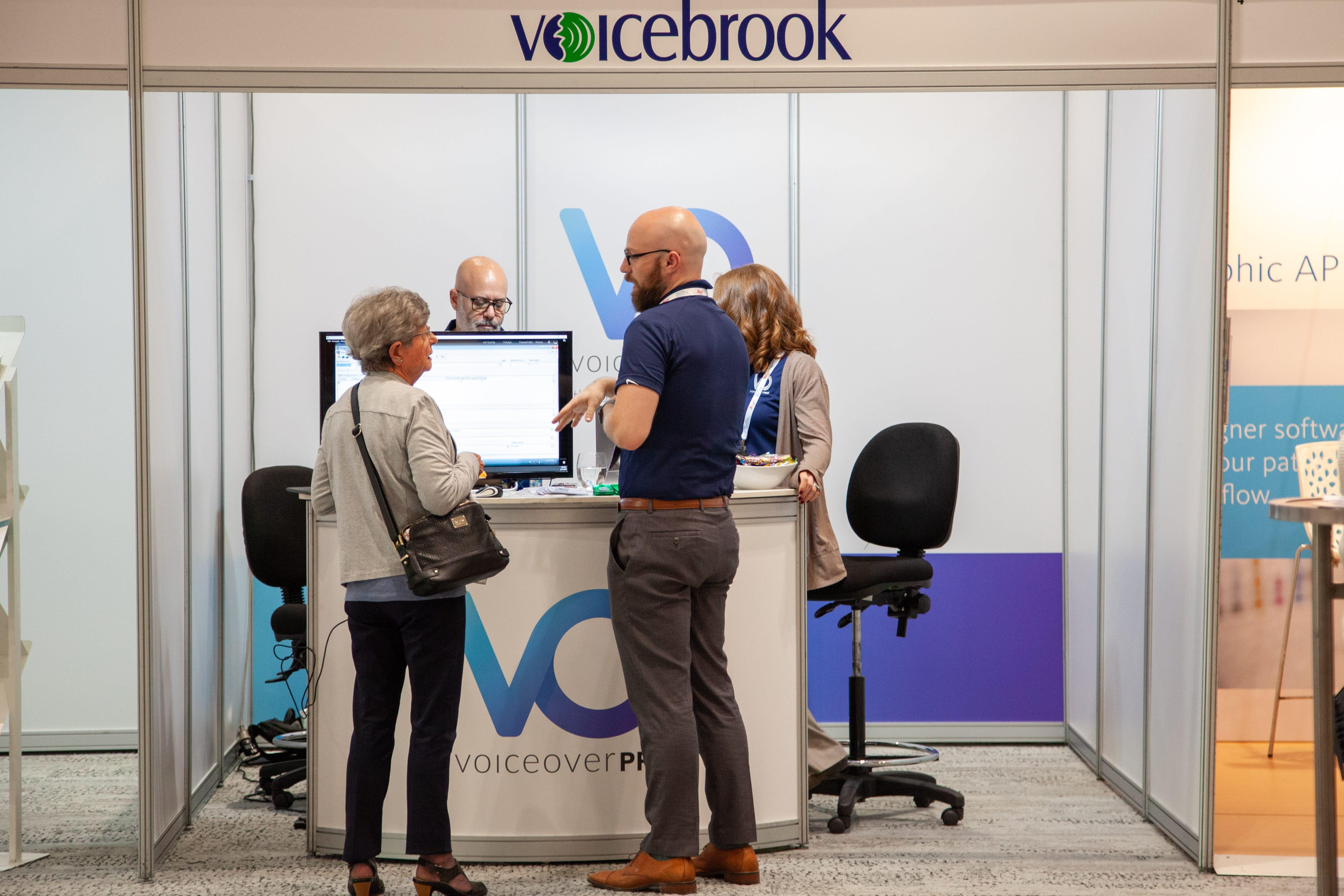 Voicebrook Inc - Exhbitor