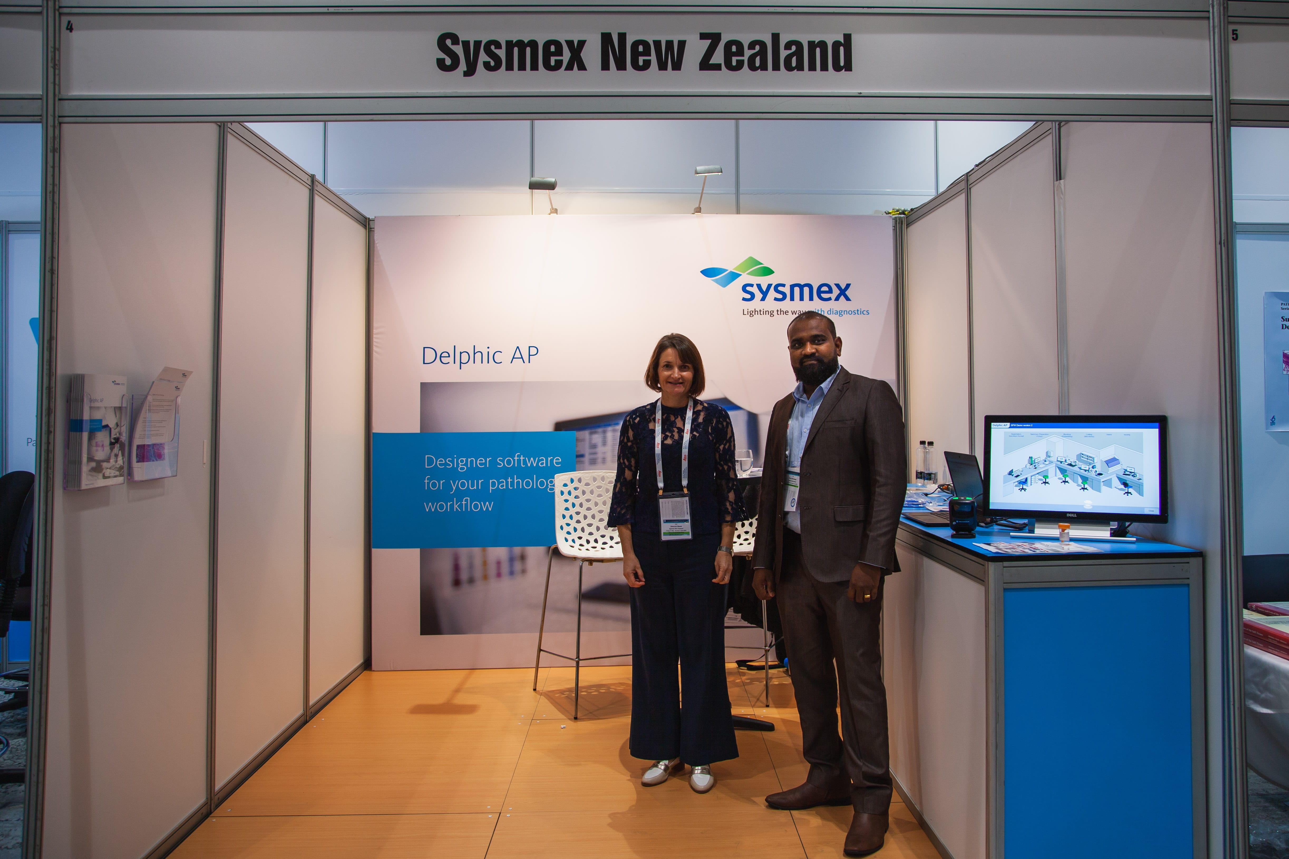 Sysmex NZ- Exhibitor