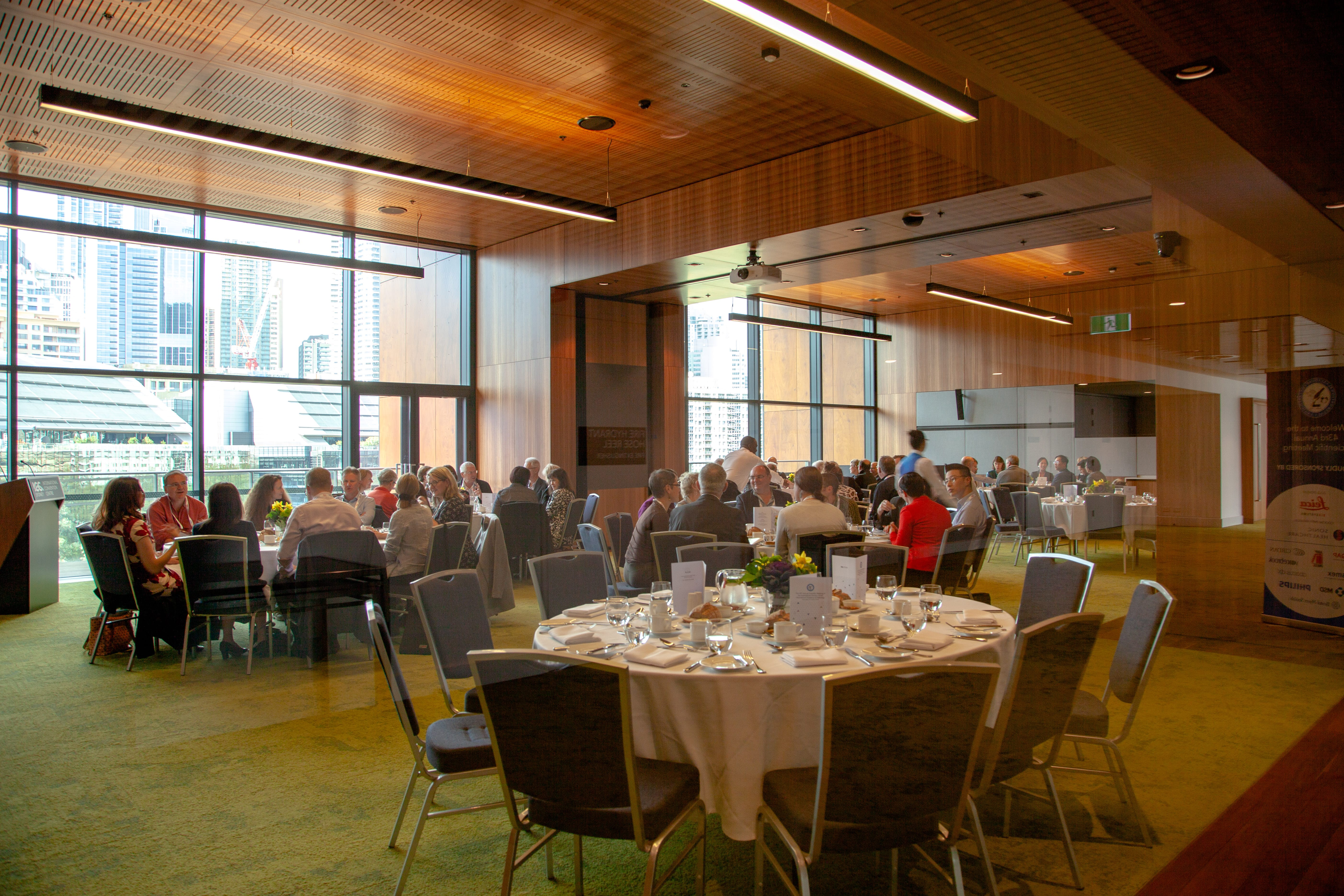 43rd Annual Presidents Lunch