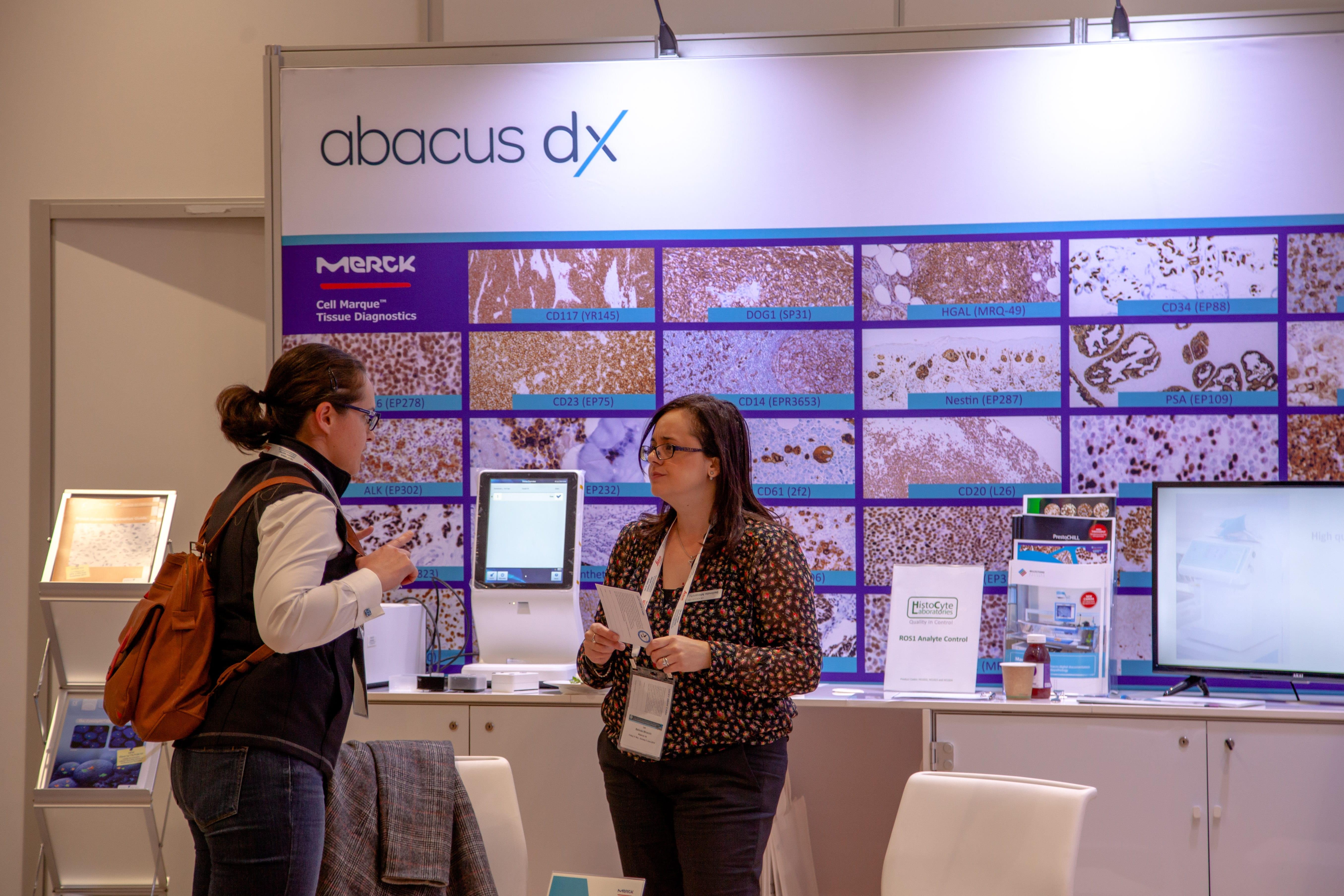 Abacus dx - Exhibitor
