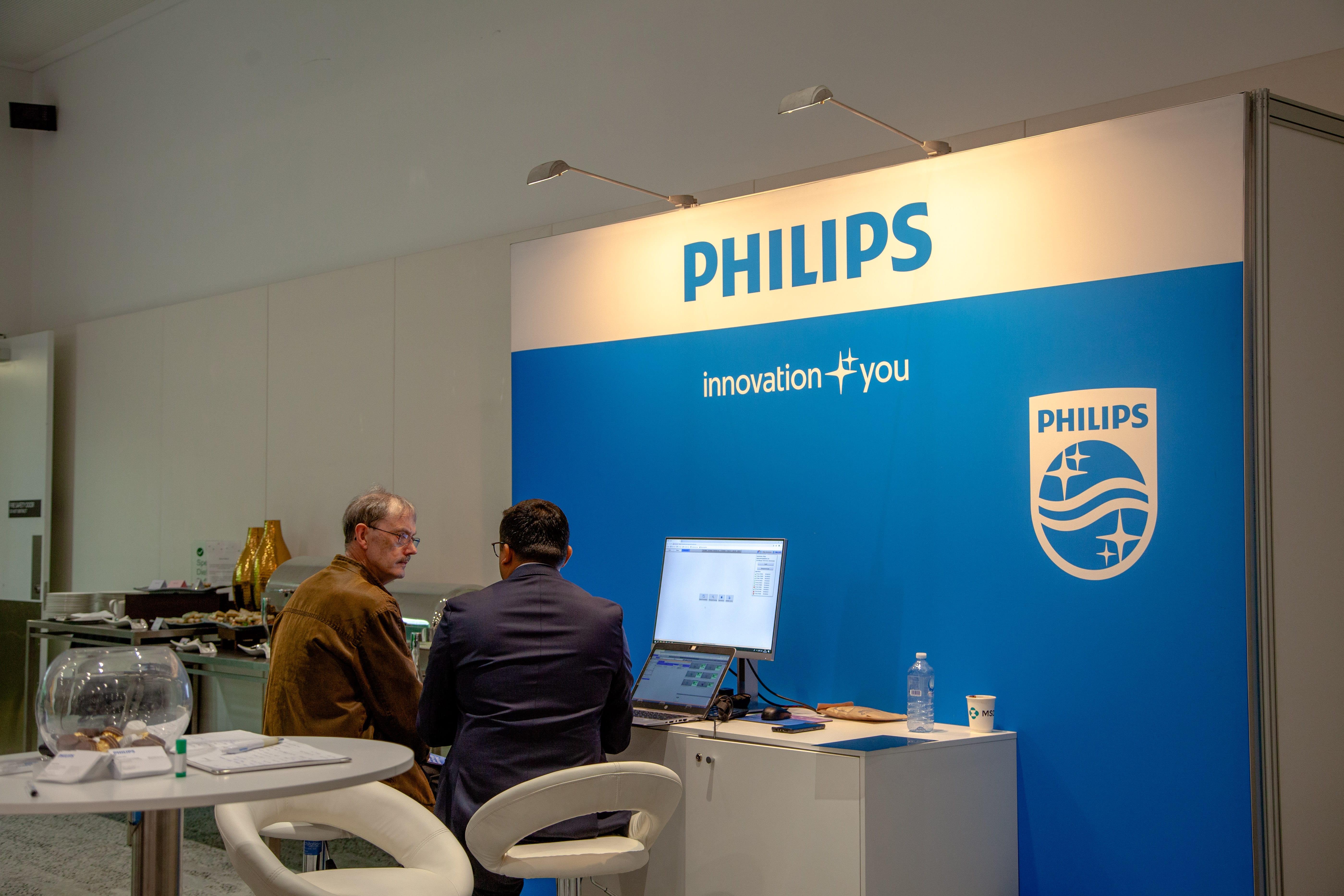 Philips - Exhibitor