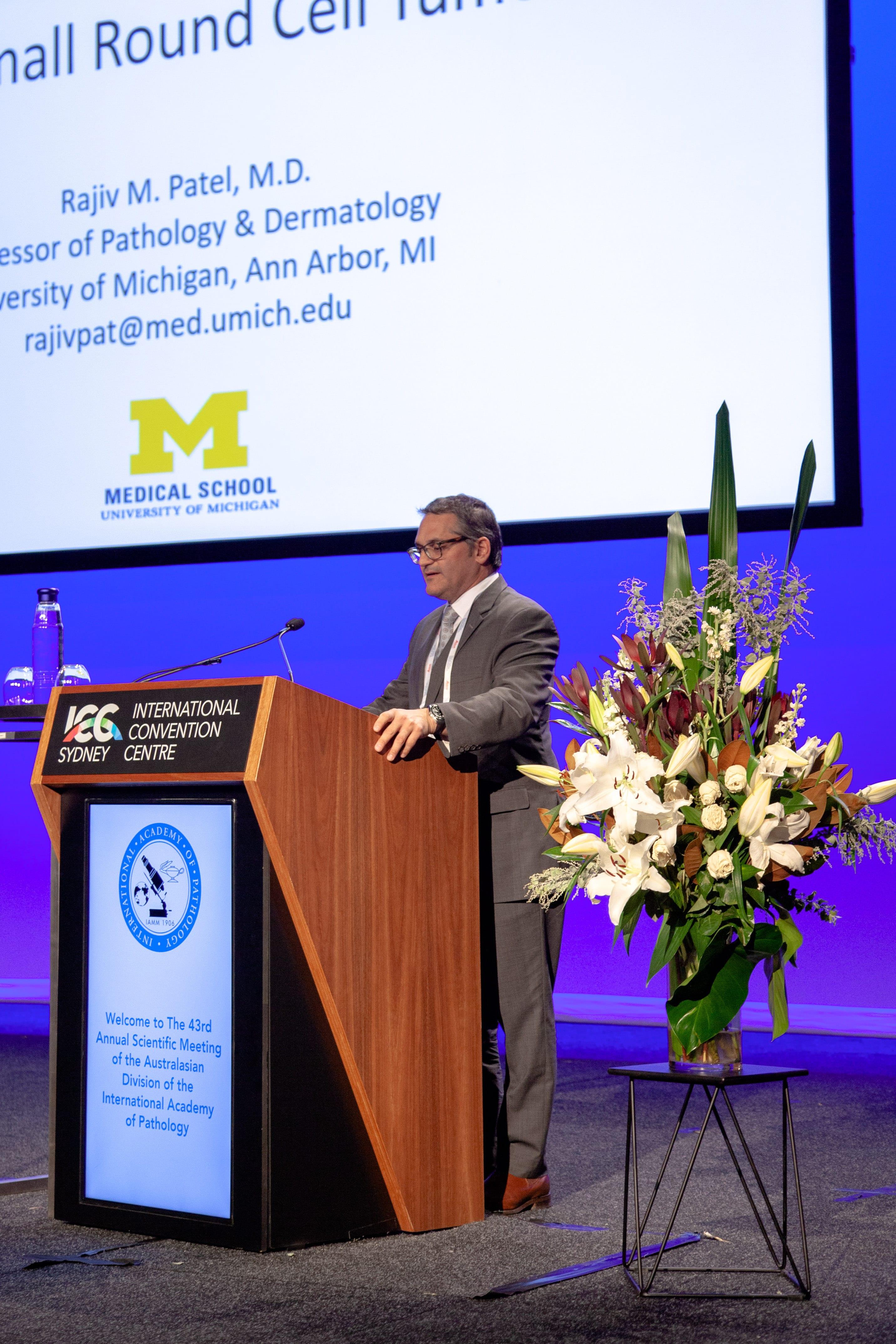 Plenary Lecturer - Rajiv Patel